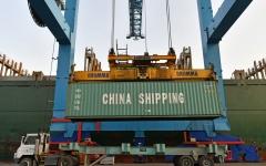 الصورة: الصورة: الصين تسجل أول نمو في الواردات منذ بدء جائحة كورونا