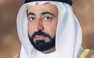 الصورة: الصورة: سلطان القاسمي يعيّن عيسى الحزامـي رئيساً لمجلس الشارقة الرياضي