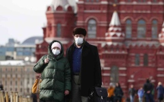 """الصورة: الصورة: روسيا: 6200 إصابة جديدة بـ """"كورونا"""""""