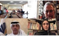 الصورة: الصورة: جمارك دبي وإيطاليا تبحثان تعزيز التعاون وأفضل ممارسات مواجهة كورونا