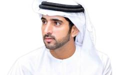 الصورة: الصورة: حمدان بن محمد: ما قدمه المجتمع خلال «كورونا» ليس بغريب على الإمارات
