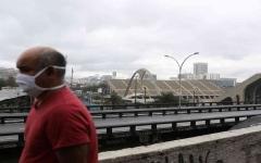الصورة: الصورة: إصابات كورونا تقترب من المليونين في البرازيل و10251 في أستراليا
