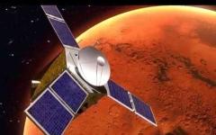 الصورة: الصورة: سي إن إن: الإمارات تذهب أبعد من النجوم..  إلى المريخ