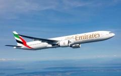 """الصورة: الصورة: """"طيران الامارات"""": التباعد الاجتماعي في الأجواء مكلف اقتصادياً على المدى الطويل"""
