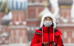 """الصورة: الصورة: روسيا تسجل 186 وفاة و6406 إصابات جديدة بـ"""" كورونا"""""""