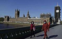 الصورة: الصورة: وقف تحديث عدد الوفيات اليومية بكورونا في بريطانيا