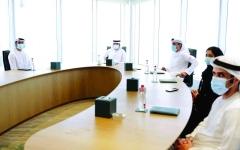 الصورة: الصورة: حمدان بن محمد: رؤية محمد بن راشد جعل حكومة دبي أسعد بيئة عمل في العالم