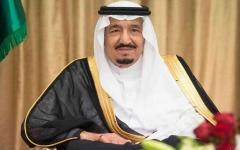 الصورة: الصورة: الديوان الملكي السعودي يصدر بيانًا بشأن صحة خادم الحرمين