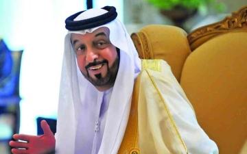 الصورة: الصورة: خليفة: مسبار الأمل إنجاز عربي ودفعة إماراتية في مسيرة المعرفة العالمية