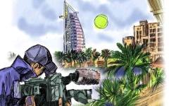 الصورة: الصورة: معماري مصري تفتحت مواهبه في دبي