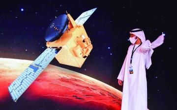 الصورة: الصورة: «ناسا»: نتطلع لشراكات طموحة مع الإمارات