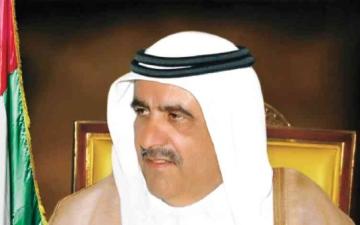 الصورة: الصورة: حمدان بن راشد:  إنجاز تاريخي فريد لأبناء الإمارات  والإنسانية