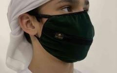الصورة: الصورة: إنتاج كمامات ذكية قابلة لإعادة الاستخدام في الإمارات
