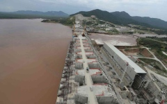 الصورة: الصورة: إثيوبيا تعلن انتهاء المرحلة الأولى من ملء سد النهضة