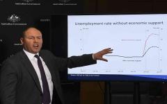 الصورة: الصورة: أستراليا تسجل عجزاً في الموازنة هو الأكبر منذ الحرب العالمية الثانية