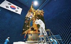 الصورة: الصورة: كوريا الجنوبية تسعى للشراكة مع الإمارات في استكشاف المريخ والقمر