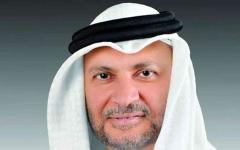 الصورة: الصورة: قرقاش: الإمارات شريك لقوى خيّرة ترفض الخضوع للقوى الإقليمية