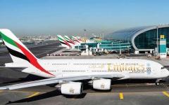 الصورة: الصورة: طيران الإمارات الأولى عالمياً في منح حماية من «كورونا»