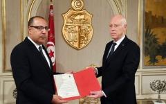 الصورة: الصورة: هشام المشيشي رئيس وزراء تونس المكلف.. اختيار خارج الترشيحات