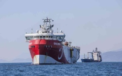 الصورة: الصورة: واقعة هروب السفن .. أول اختبار عملي للردع اليوناني ضد تركيا