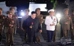 الصورة: الصورة: ذكرى الحرب الكورية..«الكمامة» تقسم الشمال والجنوب