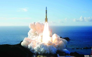 الصورة: الصورة: مدير عام وكالة الفضاء الروسية: الإمارات قوة فضائية شابة ومشرقة