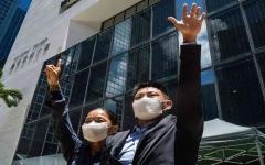 الصورة: الصورة: 68 إصابة جديدة بكورونا في الصين و57 ألفاً بأمريكا و23384 في البرازيل