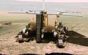 الصورة: الصورة: عالم فلك من «نيويورك أبوظبي» يدرس احتمالية الحياة على المريخ