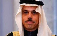 الصورة: الصورة: وزير الخارجية السعودي: موافقة الأطراف اليمنية على تسريع اتفاق الرياض خطوة إيجابية