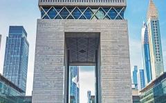 """الصورة: الصورة: """"فينتيك تايمز"""": دبي موطن للتكنولوجيا المالية"""