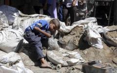 الصورة: الصورة: سكان الحديدة يستقبلون العيد على وقع تصعيد حوثي