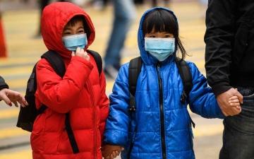 الصورة: الصورة: دراسة مقلقة بشأن وجود كورونا في أجهزة الأطفال التنفسية