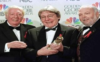 الصورة: الصورة: وفاة المخرج البريطاني الشهير آلان باركر عن 76 عاماً