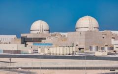 الصورة: الصورة: محمد بن راشد يعلن رسميا تشغيل أول مفاعل نووي سلمي إماراتي
