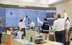 الصورة: الصورة: الإمارات تعلن تشغيل محطة براكة للطاقة النووية السلمية