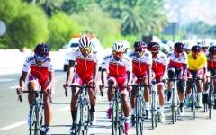 الصورة: الصورة: منتخب الدراجات يشارك في 3 طوافات أوروبية