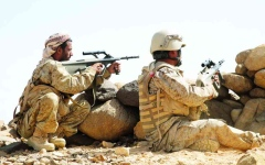 الصورة: الصورة: مقتل قيادات حوثية في الساحل الغربي