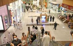 الصورة: الصورة: العيد ينعش وجهات التسوق والسياحة في دبي