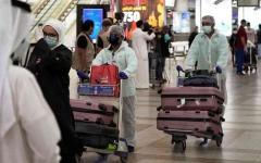 الصورة: الصورة: الكويت: شرطان لدخول القادمين من 31 دولة مشمولة بالحظر منهم مصر والعراق