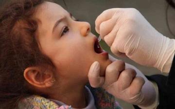 """الصورة: الصورة: الإمارات تنفذ أول حملة في العالم للتطعيم ضد شلل الأطفال في ظل """"كورونا"""""""