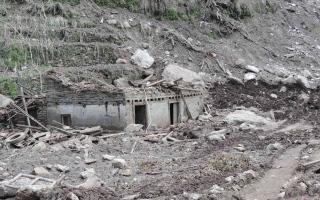 الصورة: الصورة: مصرع 10 بانهيارين أرضيين في نيبال