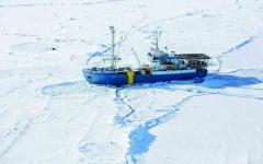 الصورة: الصورة: أمريكا والصين.. ماذا لو لم يذُب جليد القطب الشمالي في 2030؟
