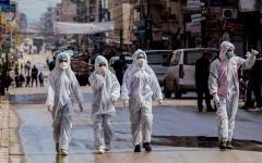 الصورة: الصورة: سوريا تسجل أعلى معدل يومي بإصابات كورونا