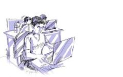 الصورة: الصورة: زيادة الاستعانة بتكنولوجيا التعليم في الشرق الأوسط