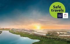 الصورة: الصورة: جزيرة ياس أول وجهة في أبوظبي تحصل على ختم السفر الآمن