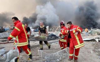 الصورة: الصورة: هولندا تعتزم إرسال فريق من الخبراء إلى بيروت