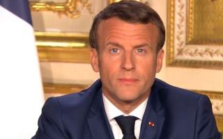 الصورة: الصورة: الرئيس الفرنسي يزور لبنان غدا