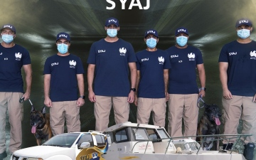 """الصورة: الصورة: جمارك دبي تطلق """"سياج"""" لكشف المواد الممنوعة ودعم التجارة المشروعة"""