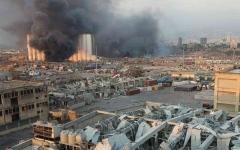 الصورة: الصورة: موافقة على وضع مسؤولي ميناء بيروت رهن الإقامة الجبرية