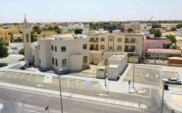 الصورة: الصورة: بلدية أبوظبي تعزز البنية التحتية لعدد من المساجد